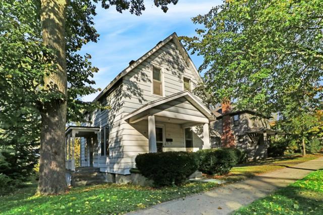 807 Miner Street, Ann Arbor, MI 48103 (MLS #3261045) :: Keller Williams Ann Arbor