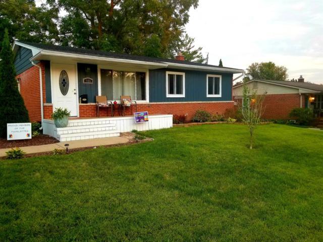 565 Crestwood Circle, Saline, MI 48176 (MLS #3261084) :: Keller Williams Ann Arbor