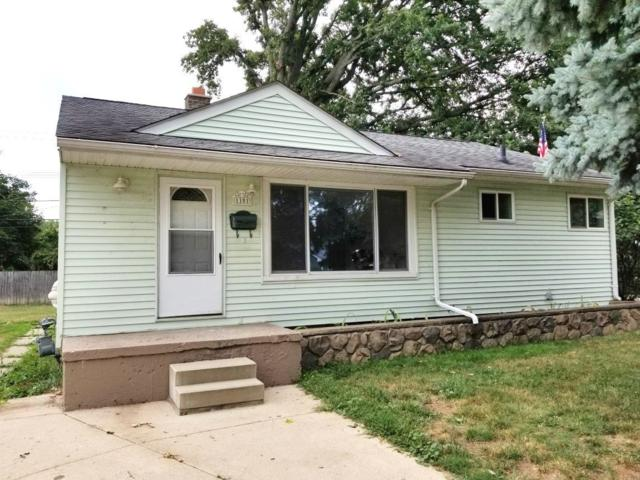 1101 Shirley Drive, Ypsilanti, MI 48198 (MLS #3261090) :: Keller Williams Ann Arbor