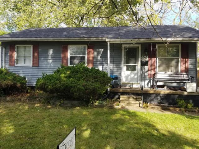 474 Jefferson Street, Ypsilanti, MI 48197 (MLS #3261121) :: Keller Williams Ann Arbor