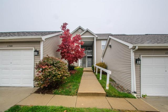 1736 Weatherstone Drive, Ann Arbor, MI 48108 (MLS #3261413) :: Berkshire Hathaway HomeServices Snyder & Company, Realtors®