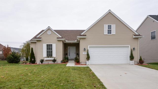 613 Heartwood Lane, Saline, MI 48176 (MLS #3261560) :: Berkshire Hathaway HomeServices Snyder & Company, Realtors®