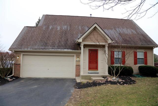 4244 Boulder Pond Drive, Ann Arbor, MI 48108 (MLS #3261643) :: Berkshire Hathaway HomeServices Snyder & Company, Realtors®
