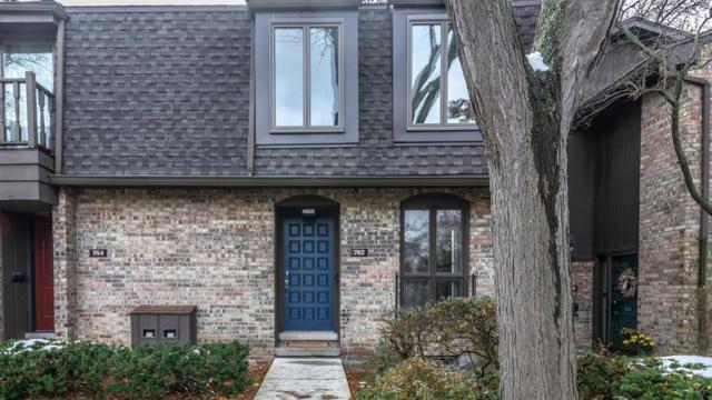 742 Greenhills #3, Ann Arbor, MI 48105 (MLS #3261676) :: Berkshire Hathaway HomeServices Snyder & Company, Realtors®