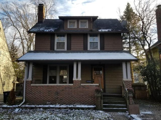 1124 Granger Avenue, Ann Arbor, MI 48104 (MLS #3261753) :: The Toth Team