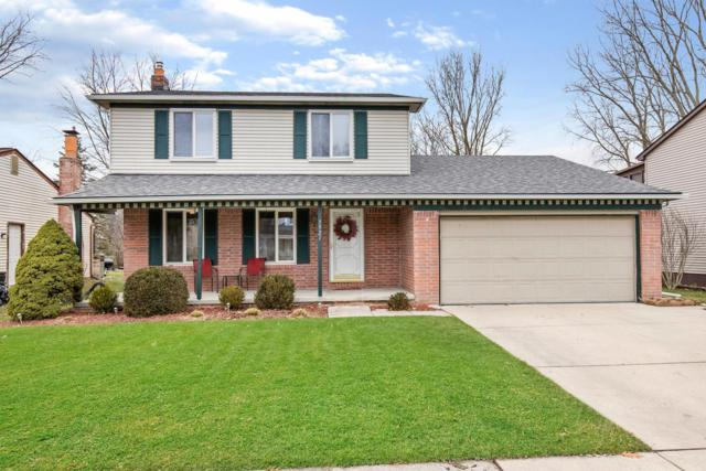 7921 Raintree Drive, Ypsilanti, MI 48197 (MLS #3261786) :: Keller Williams Ann Arbor