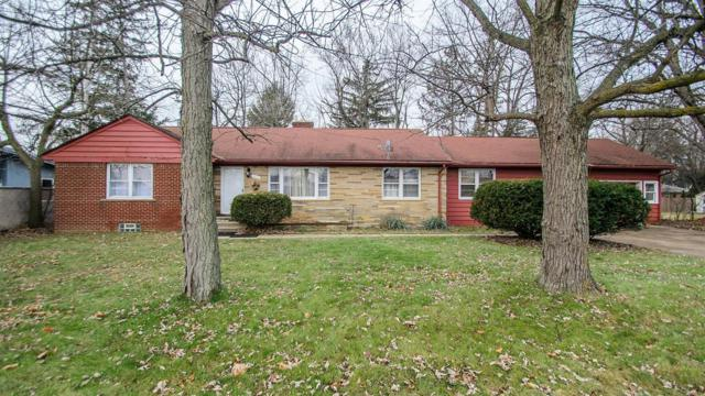 413 N Hewitt Street, Ypsilanti, MI 48197 (MLS #3261917) :: The Toth Team