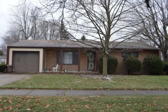 1399 Georgina Drive, Ypsilanti, MI 48198 (MLS #3262154) :: Keller Williams Ann Arbor