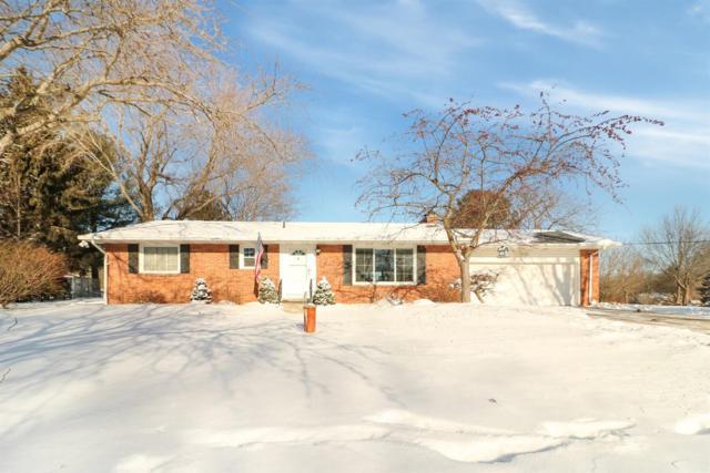 9587 Tonneberger Drive, Tecumseh, MI 49286 (MLS #3262370) :: Keller Williams Ann Arbor