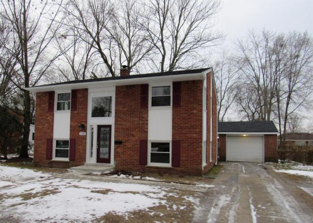 1342 Jay Avenue, Ypsilanti, MI 48198 (MLS #3262480) :: Keller Williams Ann Arbor