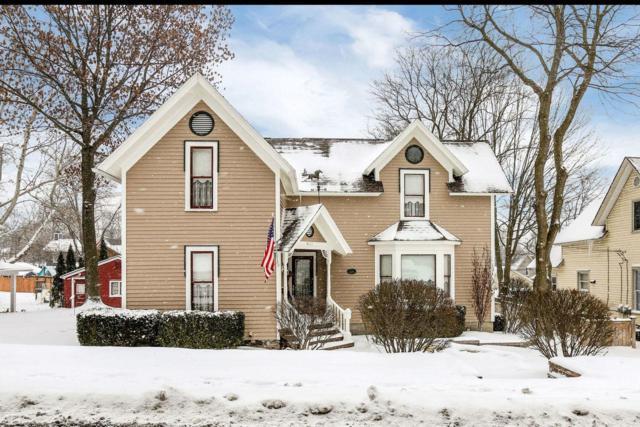632 N Center Street, Northville, MI 48167 (MLS #3262647) :: Keller Williams Ann Arbor