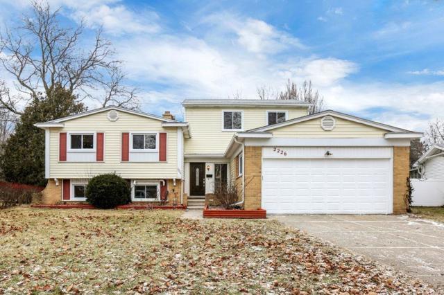 2226 Yorktown Drive, Ann Arbor, MI 48105 (MLS #3262742) :: Berkshire Hathaway HomeServices Snyder & Company, Realtors®