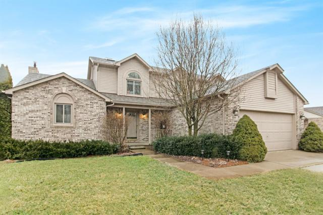 1346 N Hidden Creek Drive, Saline, MI 48176 (MLS #3263701) :: The Toth Team