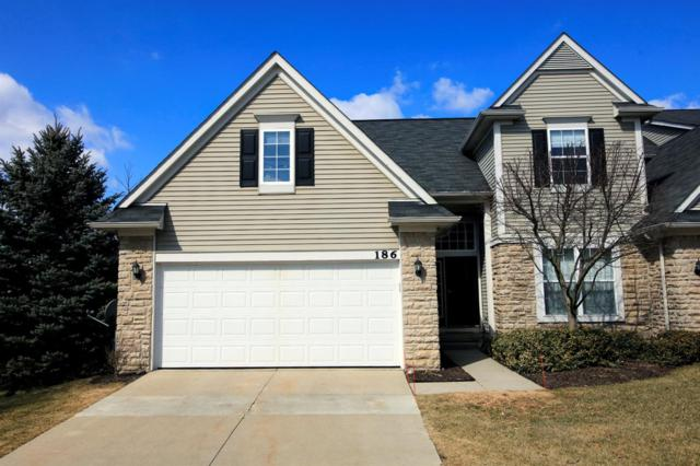 186 Burwyck Park Dr, Saline, MI 48176 (MLS #3263704) :: The Toth Team