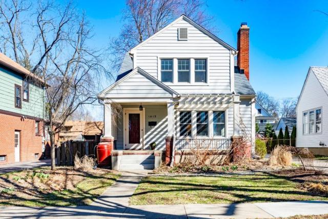 1415 Morton Avenue, Ann Arbor, MI 48104 (MLS #3263734) :: Tyler Stipe Team | RE/MAX Platinum