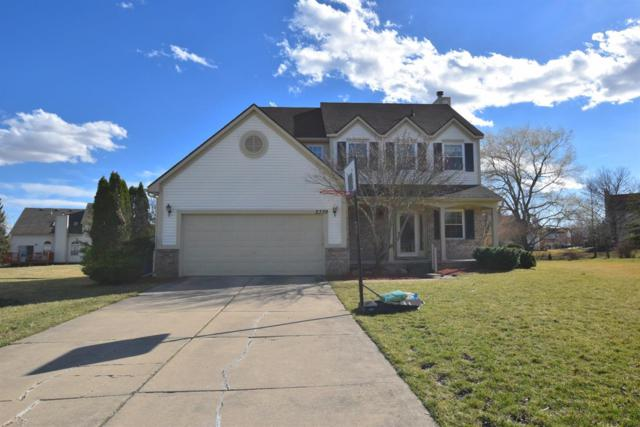 2389 Rockport Court, Ann Arbor, MI 48103 (MLS #3264404) :: Berkshire Hathaway HomeServices Snyder & Company, Realtors®