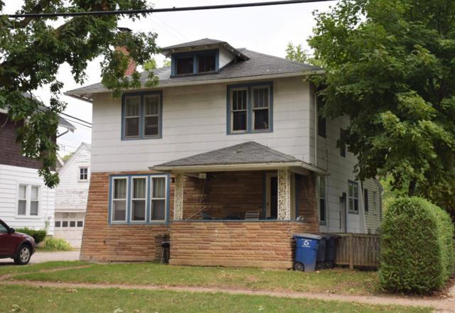 711 Granger Avenue, Ann Arbor, MI 48104 (MLS #3264452) :: The Toth Team