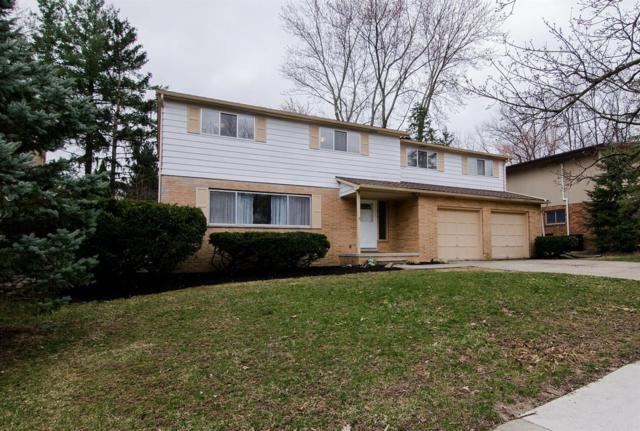2114 Ridge Avenue, Ann Arbor, MI 48104 (MLS #3264463) :: The Toth Team
