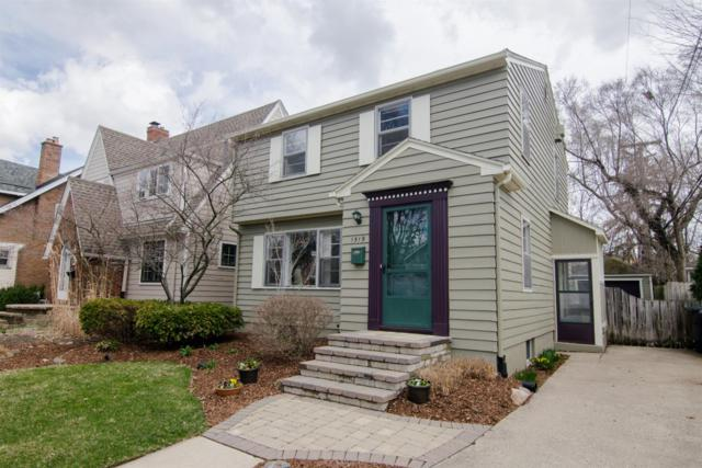 1519 Montclair Place, Ann Arbor, MI 48104 (MLS #3264471) :: Berkshire Hathaway HomeServices Snyder & Company, Realtors®