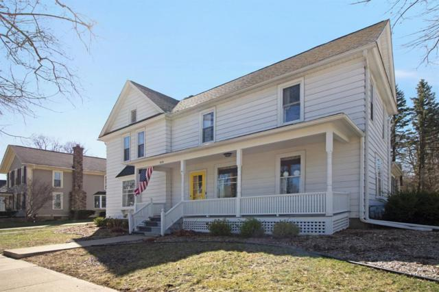 216 Jefferson Street, Chelsea, MI 48118 (MLS #3264478) :: Keller Williams Ann Arbor