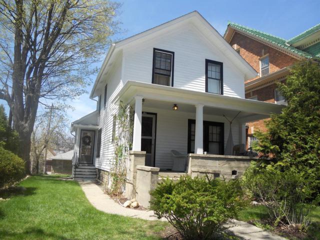 511 Elizabeth Street, Ann Arbor, MI 48104 (MLS #3264538) :: The Toth Team