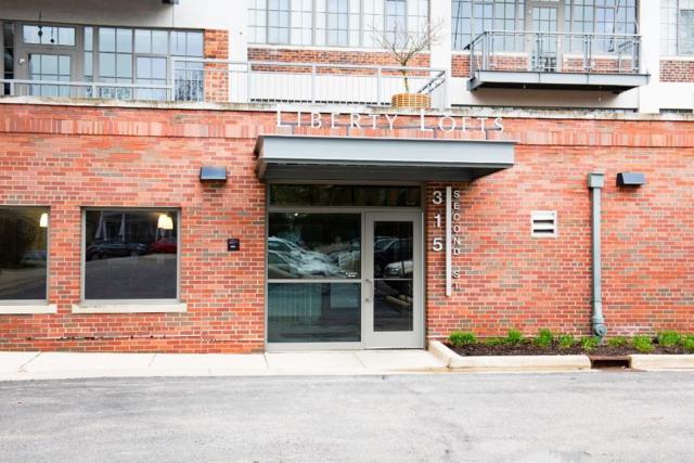315 2nd Street #214, Ann Arbor, MI 48103 (MLS #3264596) :: The Toth Team