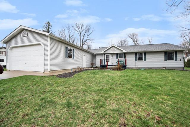 110 Lakeside Drive, Grass Lake, MI 49240 (MLS #3264637) :: Berkshire Hathaway HomeServices Snyder & Company, Realtors®