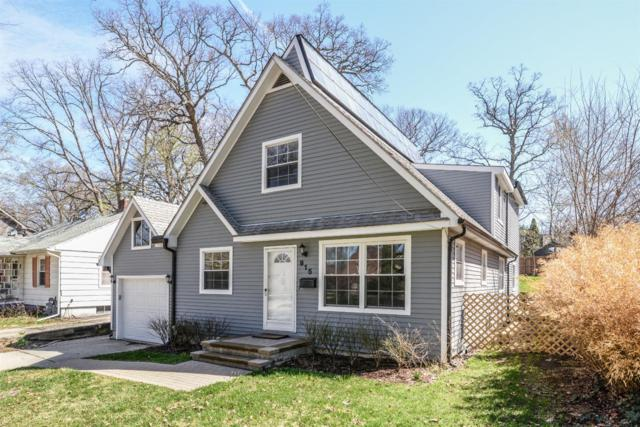 915 S Seventh Street, Ann Arbor, MI 48103 (MLS #3264668) :: Berkshire Hathaway HomeServices Snyder & Company, Realtors®