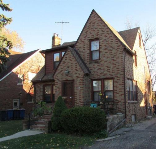1809 Jackson Avenue, Ann Arbor, MI 48103 (MLS #3264703) :: The Toth Team