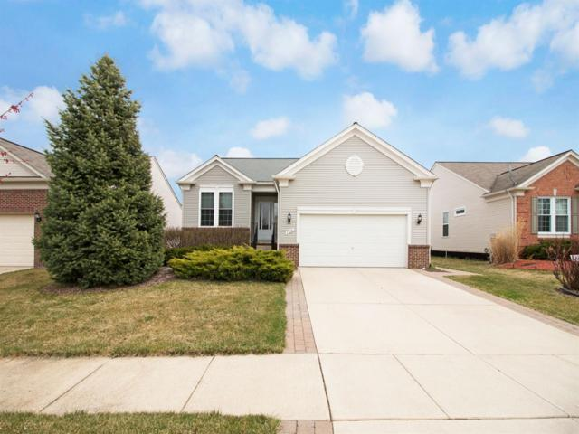 7319 W Brook Drive, Ypsilanti, MI 48197 (MLS #3264711) :: The Toth Team