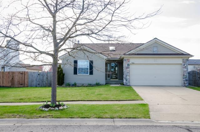 7466 Willow Creek Drive, Ypsilanti, MI 48197 (MLS #3264735) :: The Toth Team