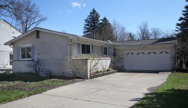 302 Arbana Drive, Ann Arbor, MI 48103 (MLS #3264739) :: The Toth Team
