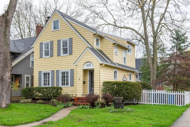 1441 E Park Place, Ann Arbor, MI 48104 (MLS #3264821) :: The Toth Team