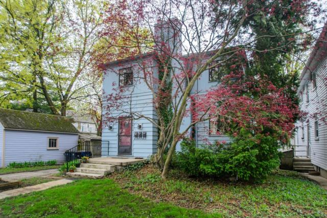 1614 Ferndale Place, Ann Arbor, MI 48104 (MLS #3265180) :: The Toth Team