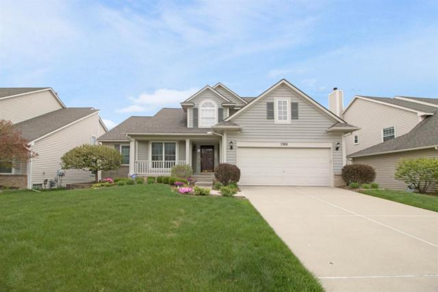 2868 Chaseway Drive, Ann Arbor, MI 48105 (MLS #3265362) :: The Toth Team