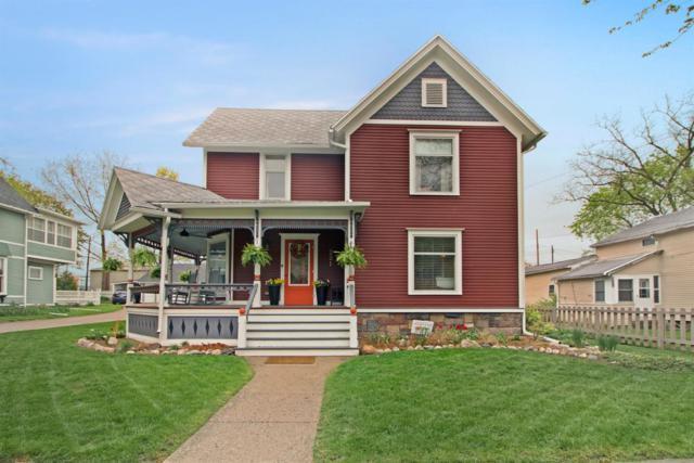 221 Congdon Street, Chelsea, MI 48118 (MLS #3265399) :: Keller Williams Ann Arbor