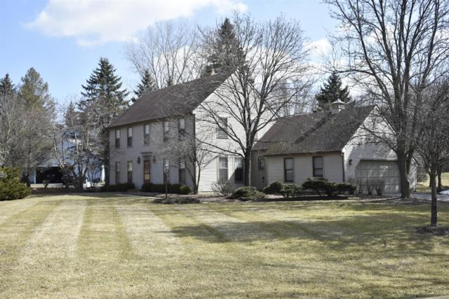 5798 Fox Hollow Court, Ann Arbor, MI 48105 (MLS #3265435) :: The Toth Team