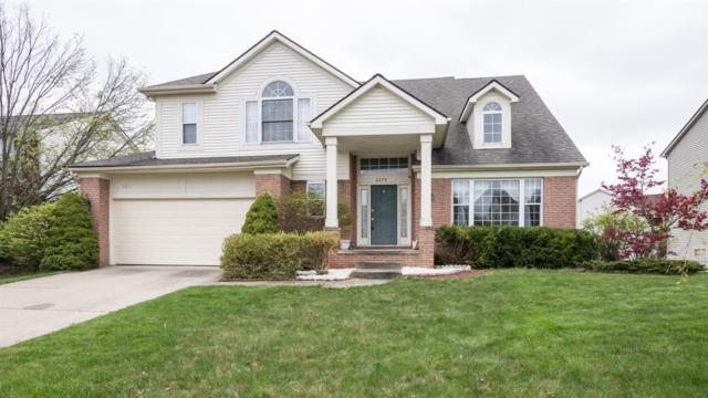 2275 Springridge Drive, Ann Arbor, MI 48103 (MLS #3265442) :: The Toth Team