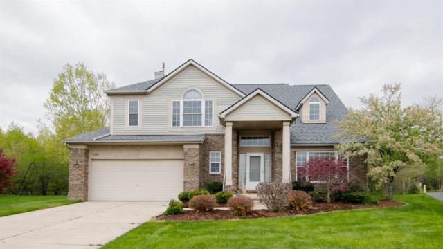 2380 Spring Ridge Court, Ann Arbor, MI 48103 (MLS #3265471) :: The Toth Team