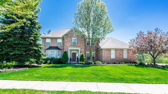 4313 Lake Forest West Drive, Ann Arbor, MI 48108 (MLS #3265476) :: The Toth Team