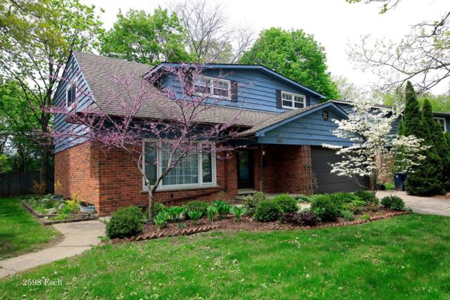 2598 Esch, Ann Arbor, MI 48104 (MLS #3265478) :: The Toth Team