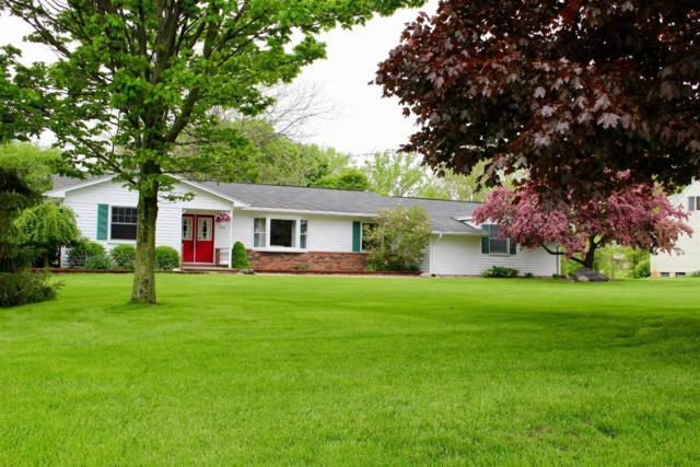 5706 E Silo Ridge Drive, Ann Arbor, MI 48108 (MLS #3265506) :: The Toth Team