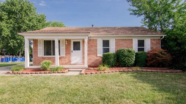 5672 Sunset Trail, Ypsilanti, MI 48197 (MLS #3265640) :: The Toth Team