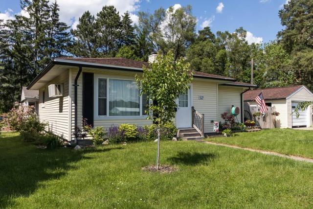 527 Arthur Street, Chelsea, MI 48118 (MLS #3266201) :: Berkshire Hathaway HomeServices Snyder & Company, Realtors®