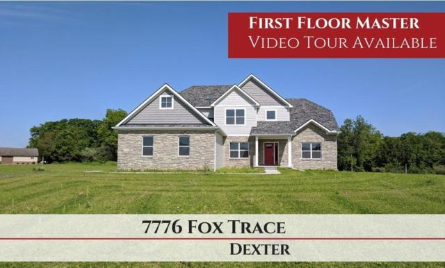 7776 Fox Trace Road, Dexter, MI 48130 (MLS #3266228) :: Tyler Stipe Team | RE/MAX Platinum