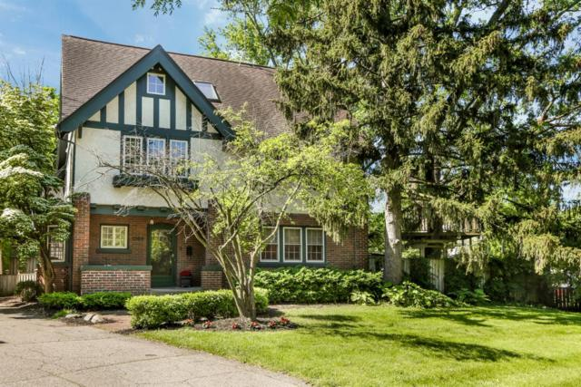 1304 Cambridge Road, Ann Arbor, MI 48104 (MLS #3266238) :: The Toth Team