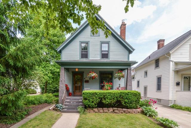 1225 Olivia Avenue, Ann Arbor, MI 48104 (MLS #3266267) :: The Toth Team