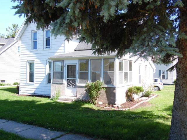308 Washington Street, Dundee, MI 48131 (MLS #3266322) :: Berkshire Hathaway HomeServices Snyder & Company, Realtors®