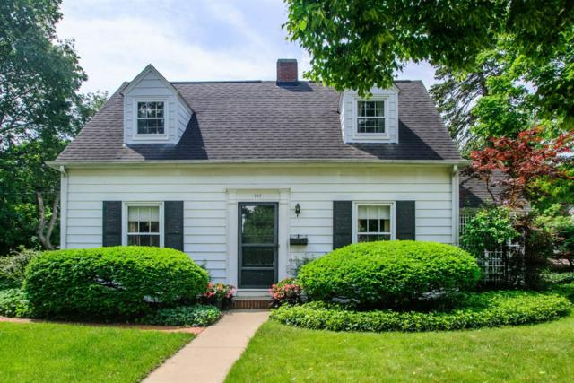 707 Princeton Avenue, Ann Arbor, MI 48103 (MLS #3266525) :: The Toth Team