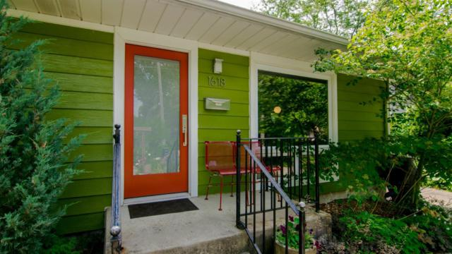 1618 Pear Street, Ann Arbor, MI 48105 (MLS #3266560) :: The Toth Team